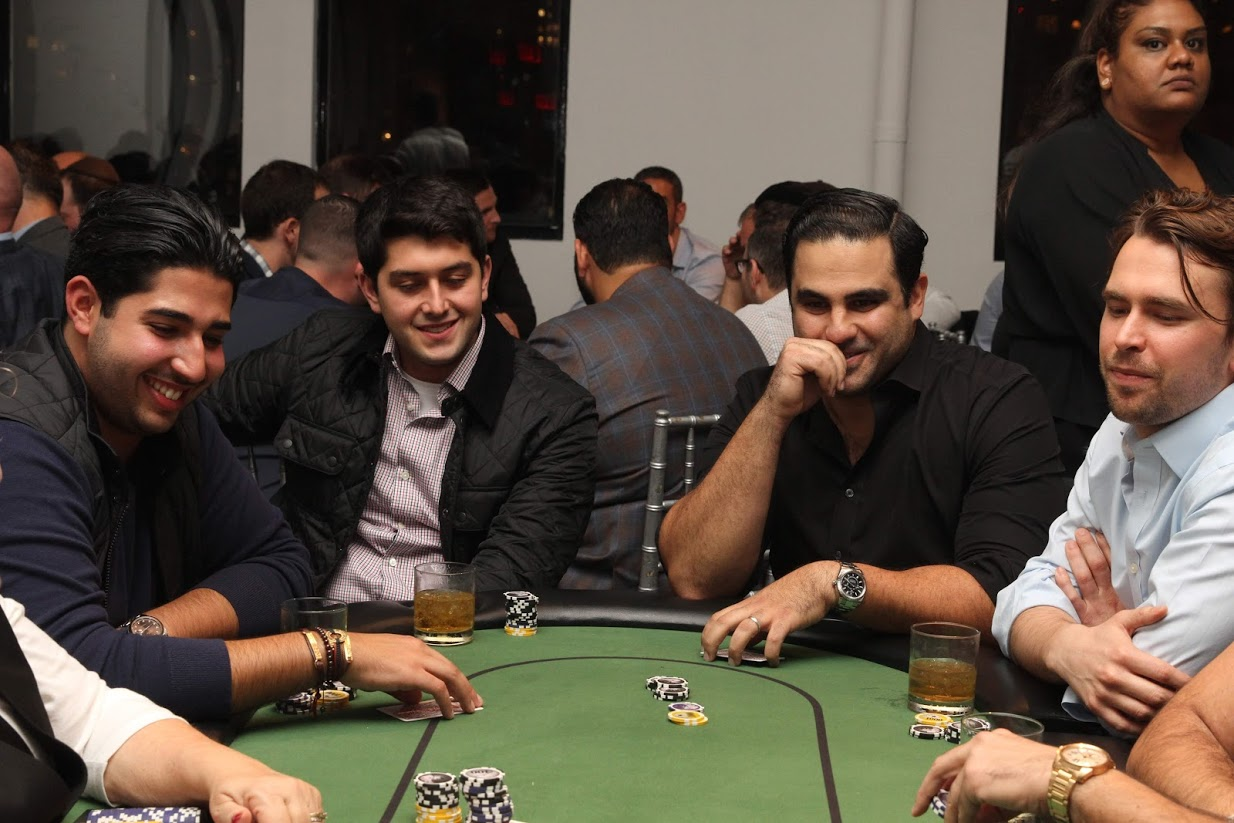 2019 NYC Poker Night