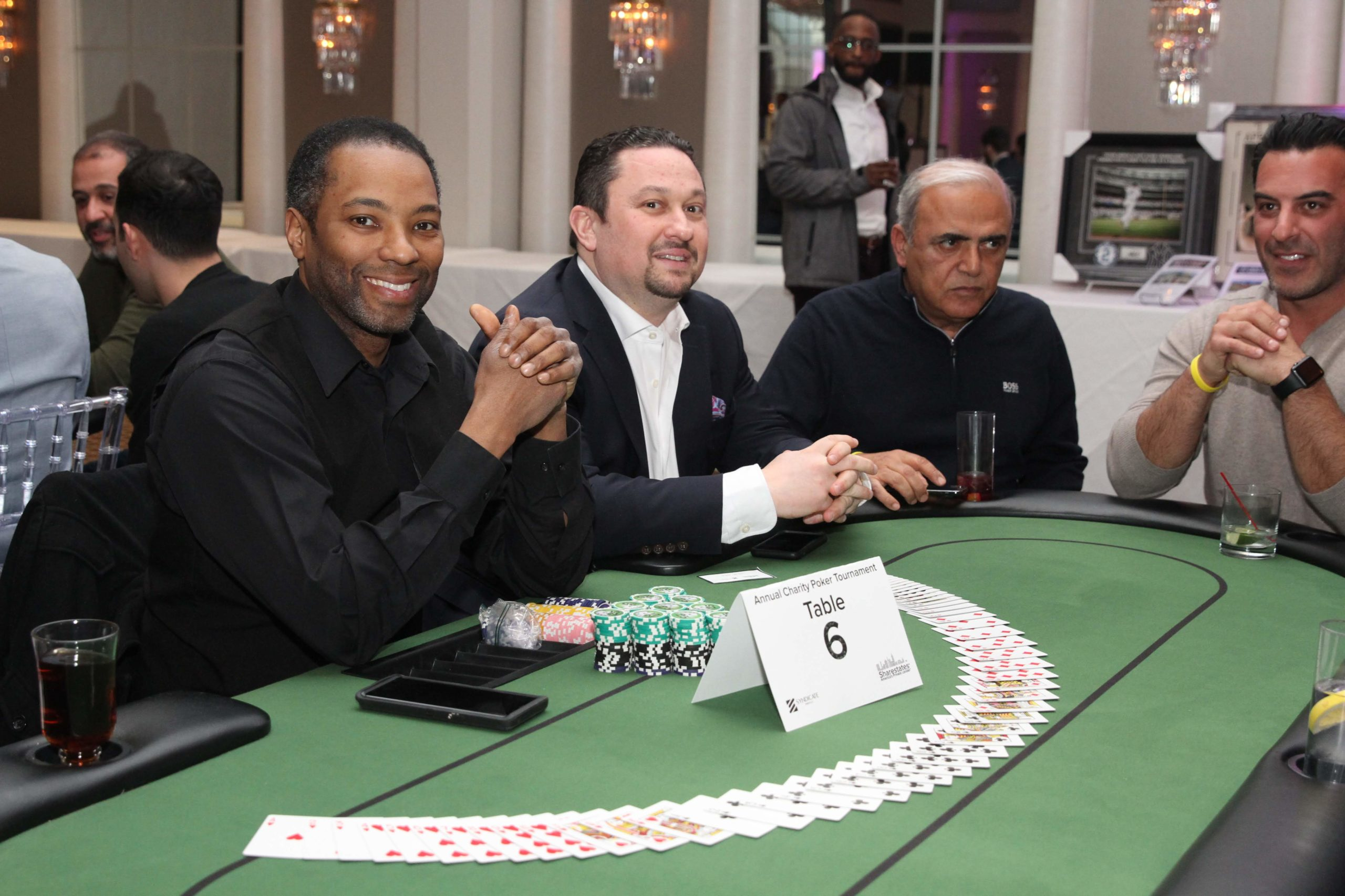 2019 LI Poker Night