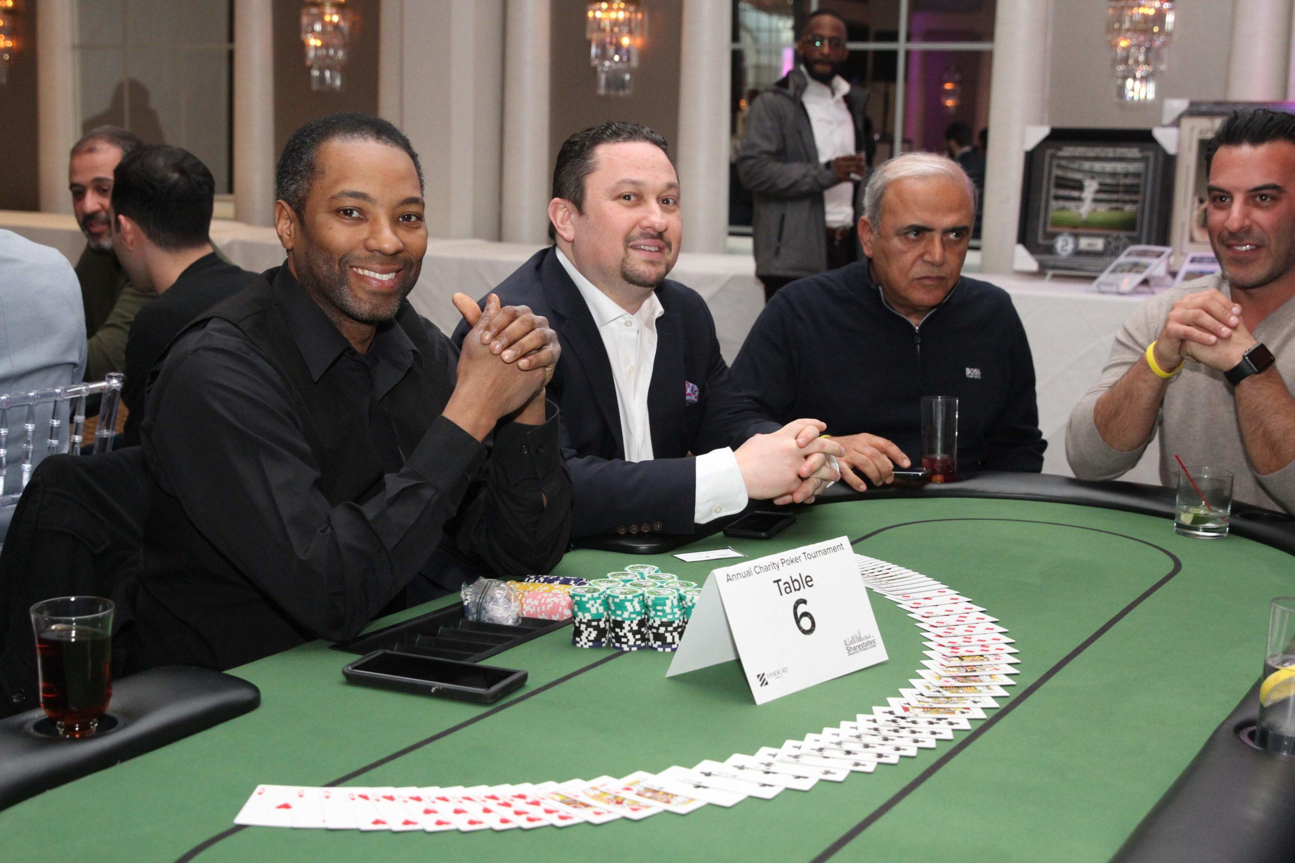 2019 LI Poker Night