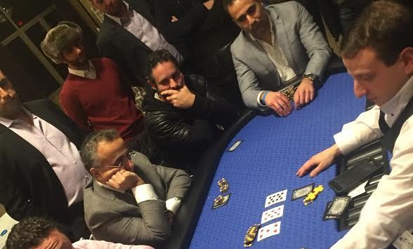 2018 LI Poker Night